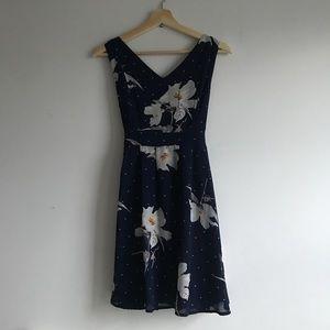 Asos Yumi Petite Skater Dress UK6